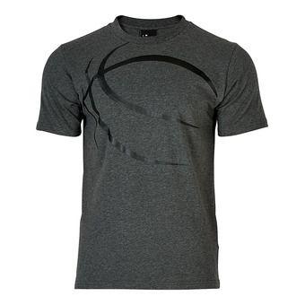 Spalding STREET - Camiseta hombre antracita jaspeado
