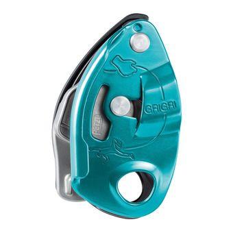 Petzl GRIGRI - Système d'assurage turquoise