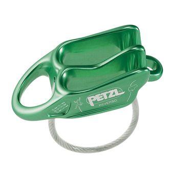 Petzl REVERSO - Belay Device - green