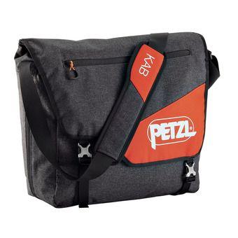 Petzl KAB 26L - Bolsa para cuerdas gris