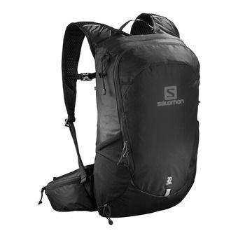 Salomon TRAILBLAZER 20L - Backpack - black/black