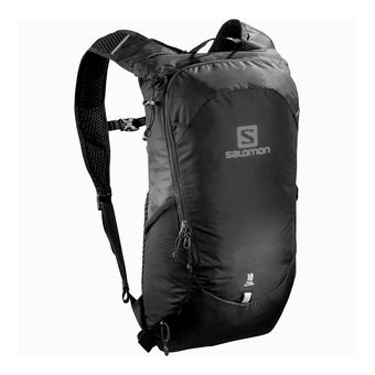 Salomon TRAILBLAZER 10L - Backpack - black/black