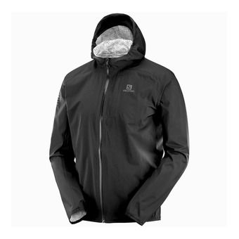 low priced 21d2b b755c SALOMON. -20% Veste à capuche homme BONATTI WP black