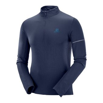 Camiseta térmica hombre AGILE HZ MID night sky/poseidon