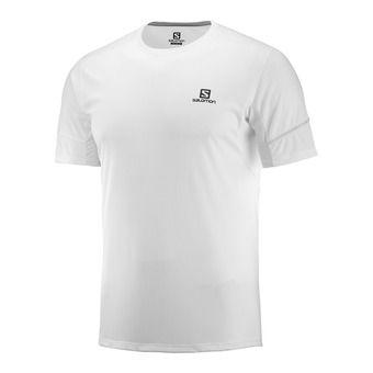 Salomon AGILE - Camiseta hombre white