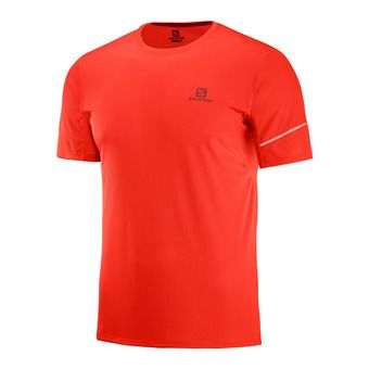Maillot MC homme AGILE fiery red