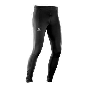 Salomon AGILE - Tights - Men's - black