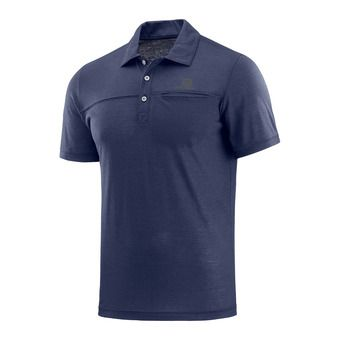 Salomon EXPLORE - Polo Homme night sky