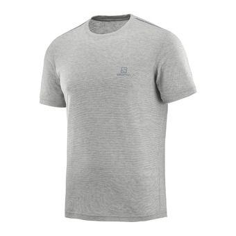 Salomon EXPLORE - Camiseta hombre light grey