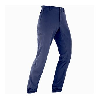 Salomon WAYFARER ALPINE - Pants - Men's - night sky