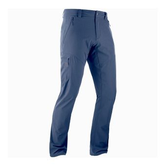 Salomon WAYFARER TAPERED - Pantalon Homme night sky