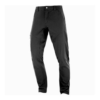 Salomon WAYFARER TAPERED - Pantalon Homme black