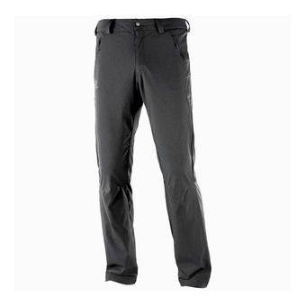Salomon WAYFARER STRAIGHT - Pantalon hombre black