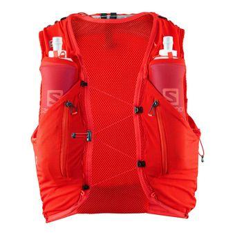 Chaleco de hidratación 12L ADV SKIN fiery red