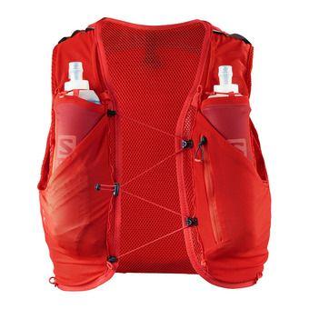 Chaleco de hidratación 5L ADV SKIN fiery red