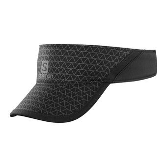 Salomon XA - Visière black/black