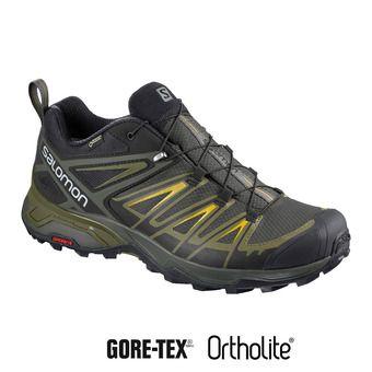 Salomon X ULTRA 3 GTX - Chaussures randonnée Homme castor gra/beluga/gr