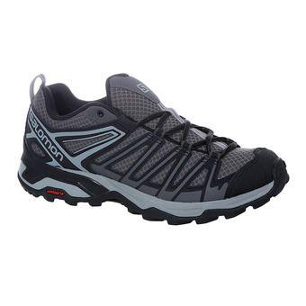 Salomon X ULTRA 3 PRIME - Hiking Shoes - Men's - magnet/bk/monument