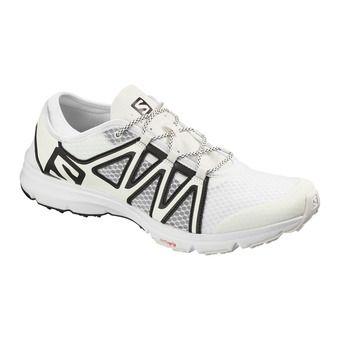Salomon CROSSAMPHIBIAN SWIFT 2 - Zapatillas impermeables hombre white/wh/bk