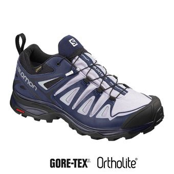 Zapatillas de senderismo mujer X ULTRA 3 GTX® languid la/crown