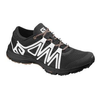Salomon CROSSAMPHIBIAN SWIFT 2 - Chaussures d'eau Femme bk/wh/sir