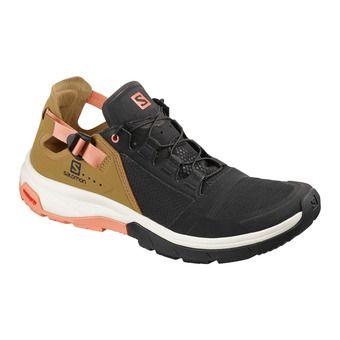 Salomon TECHAMPHIBIAN 4 - Chaussures d'eau Femme bk/bistre/tawny