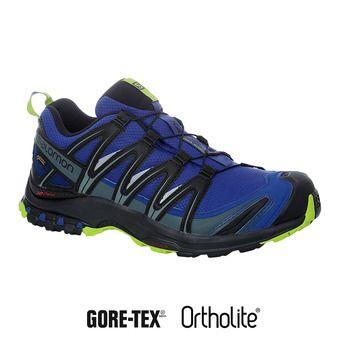 Trail Shoes - Men's - XA PRO 3D GTX® maz blue/bk/lime gre