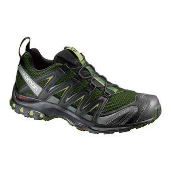 Salomon XA PRO 3D - Trail Shoes - Men's - chive/black/beluga