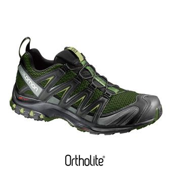 Chaussures trail homme XA PRO 3D chive/black/beluga