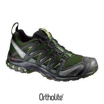 Trail Shoes - Men's - XA PRO 3D chive/black/beluga