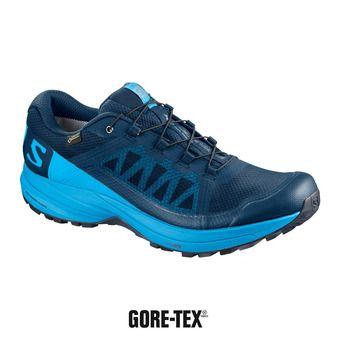 Salomon XA ELEVATE GTX - Chaussures trail Homme poseidon/hawaiian/b