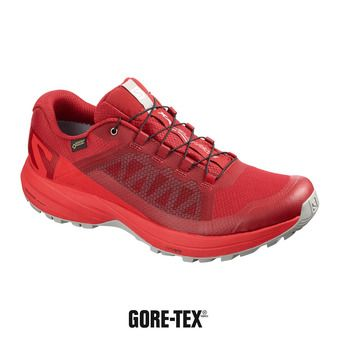Salomon XA ELEVATE GTX - Chaussures trail Homme rd dahlia/high risk