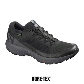 Salomon XA ELEVATE GTX - Chaussures trail Homme black/ebony/black