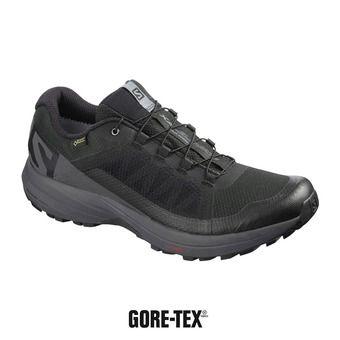 Zapatillas de trail hombre XA ELEVATE GTX® black/ebony/black