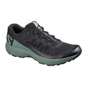 Chaussures trail homme XA ELEVATE black/balsam green/bk