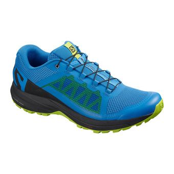 Chaussures trail homme XA ELEVATE indigo bun/bk/lime gree