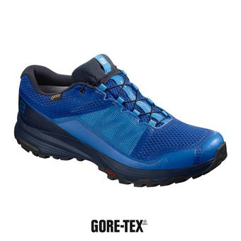 Trail Shoes - Men's - XA DISCOVERY GTX® sky diver/navy bl