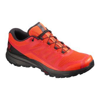 Salomon XA DISCOVERY - Zapatillas de trail hombre tomato/bk/bk