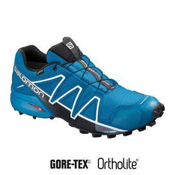 Salomon SPEEDCROSS 4 GTX - Chaussures trail Homme sky diver/indigo