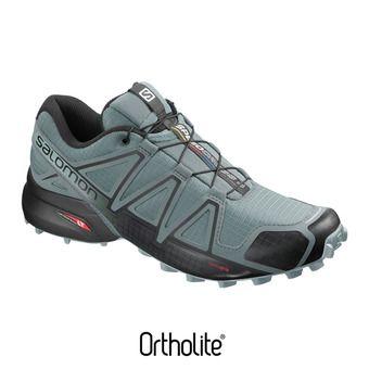 Zapatillas de trail hombre SPEEDCROSS 4 stormy wea/bk/stormy