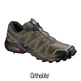 Chaussures trail homme SPEEDCROSS 4 leaf/burnt oliv