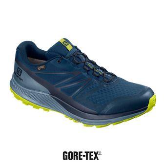 Salomon SENSE ESCAPE 2 GTX - Chaussures trail Homme poseidon/navy