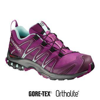 Chaussures trail femme XA PRO 3D GTX® hollyhock/darkpurp