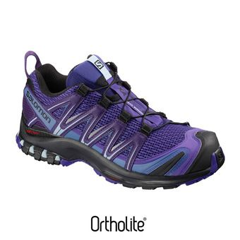 Chaussures trail femme XA PRO 3D bl/parachute /bk