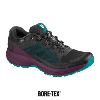 Chaussures trail femme XA ELEVATE GTX® bk/potent pur/tro
