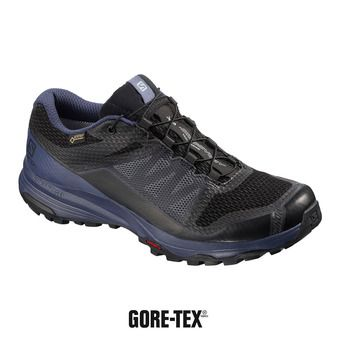 Zapatillas de trail mujer XA DISCOVERY GTX® bk/crown blue