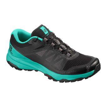 Chaussures trail femme XA DISCOVERY bk/atlantis/magnet