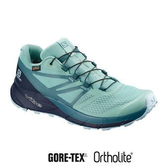 Chaussures trail femme SENSE RIDE 2 GTX® INVISIBLE FIT nile