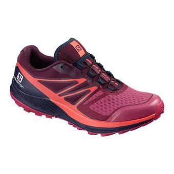 Zapatillas de trail mujer SENSE ESCAPE 2 potent pur/dubarr