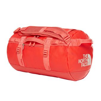 The North Face BASE CAMP 31L - Sac de voyage juicy red/spiced coral